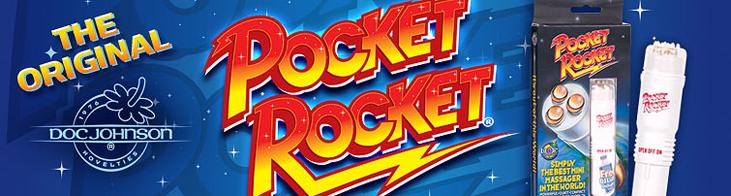 Stimulateur Pocket Rocket