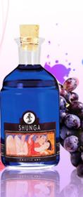 Huile Shunga Orgies de Raisins