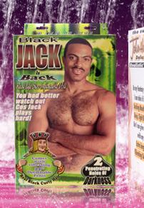 Poupée Jack Black