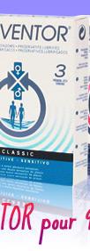 3 Préservatifs Preventor Classiques