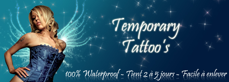 Tattoo Temporaires