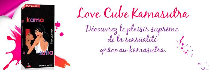 Love Cube Kamasutra - Jeu pour couple