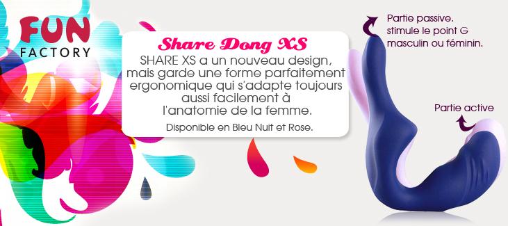 Share Dong XS Fun Factory