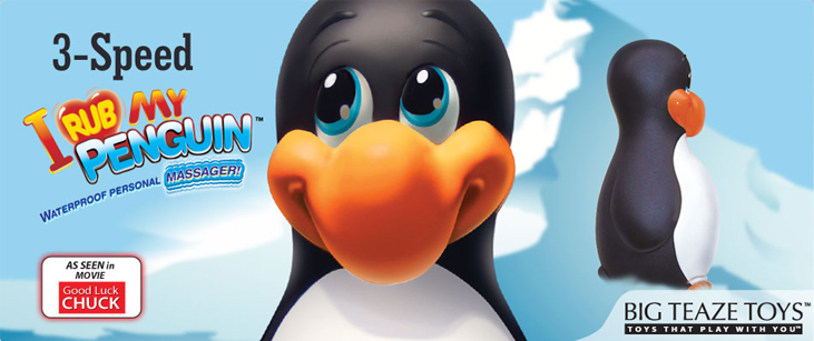 Stimulateur Pingouin