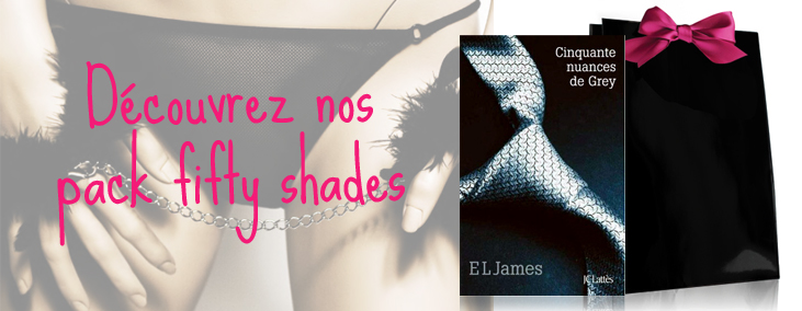 Pack Fifty Shades