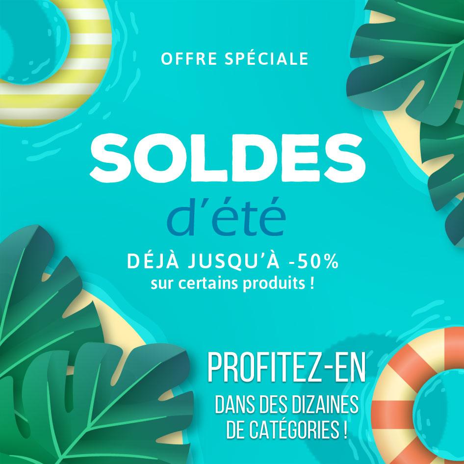 Soldes d'été 2019 sur GoldCondom avec des superbes promotions jusqu'à 50% !