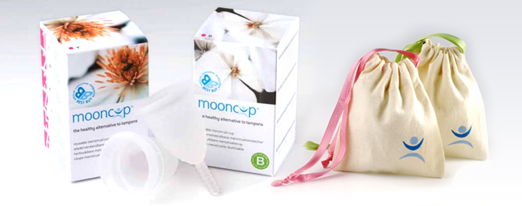 Mooncup l'alternative pratique