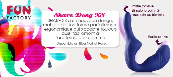 Share Dong XS Fun Factory