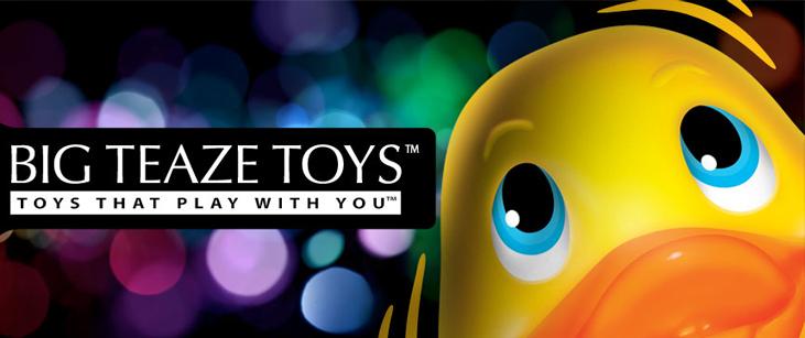 Canard Vibrant - Big Teaze Toys