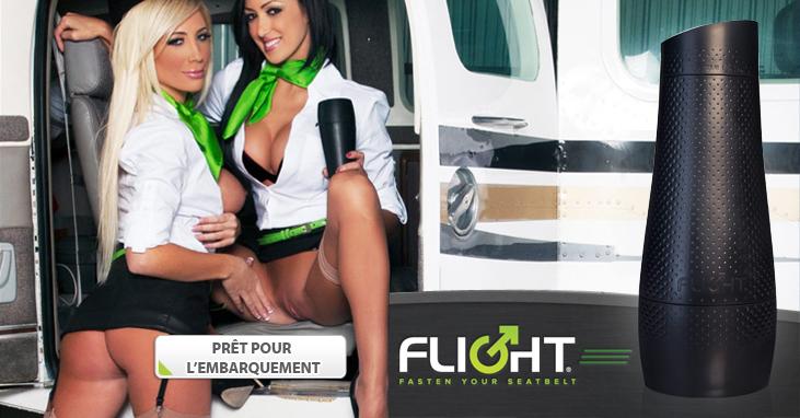 Nouveau Fleshlight - Flight